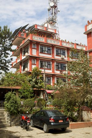 Hotel Encounter Nepal : Building A