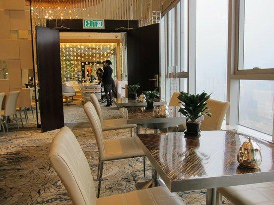 Regal Hongkong Hotel : Executive room