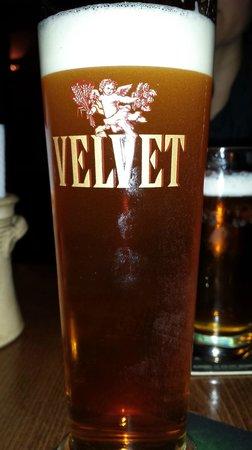 U Maleho Glena: Ottima la Velvet
