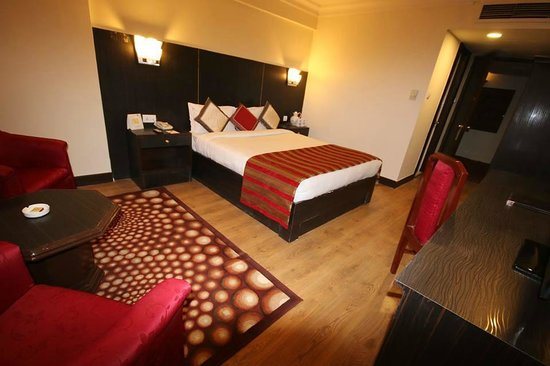 Hotel Vaishali: Deluxe room1