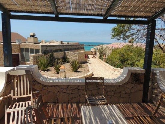 Marine Club Beach Resort: Vista dalla camera