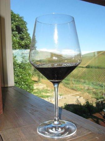 Ragusa Ibla : planeta wine in sicily