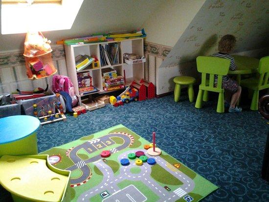 Hotel AMAX : pokój zabaw