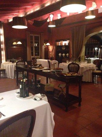 Hotel Mas la Boella: restaurante