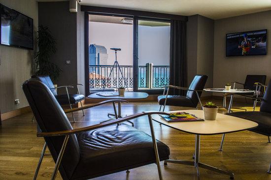 Point Hotel Taksim: Executive Lounge