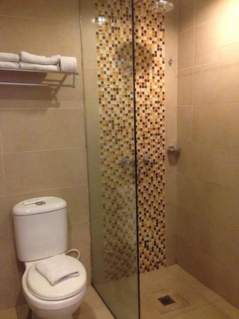Bella Vista Waterfront: 厕所很干净
