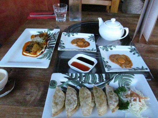 Miga Korean BBQ Restaurant: Appetiser