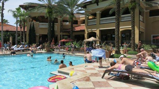 Floridays Resort Orlando: pool area pic 2