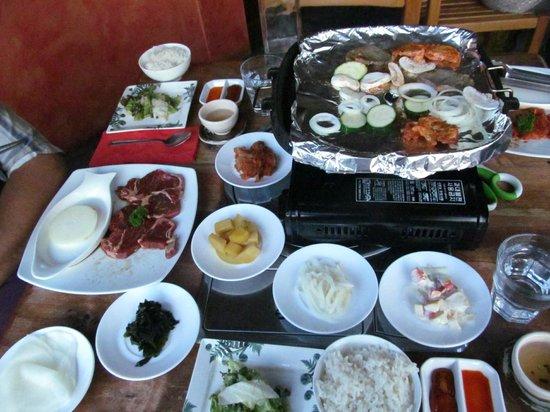 Miga Korean BBQ Restaurant: Korean BBQ
