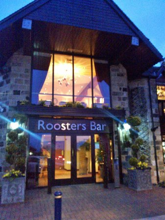 Morley, UK: Roosters Bar