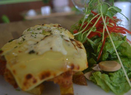 Calle Real Bistro: Chicken Parmiggiana