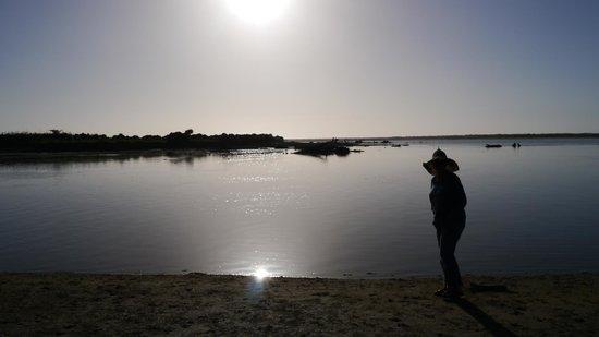 Karamea Holiday Park: The Estuary at dush