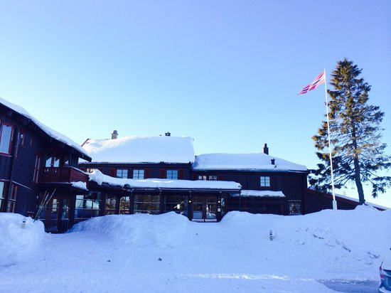 Rustad Hotell & Fjellstue: Rustad Hotell og Fjellstue