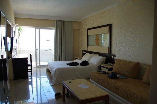 Sunshine Rhodes Hotel: Superior room
