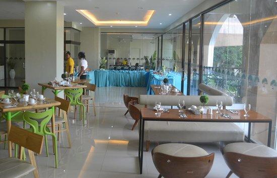 Mango Park Hotel: The Dining Hall