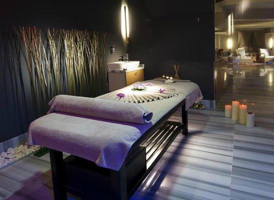 Yasmak Sultan Hotel: Massage Room