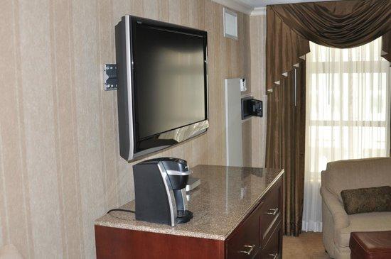 The Talbott Hotel: TV
