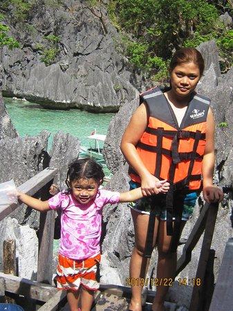 Barracuda Lake: My Daughter