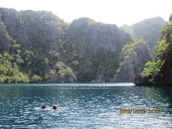 Barracuda Lake: The Lake