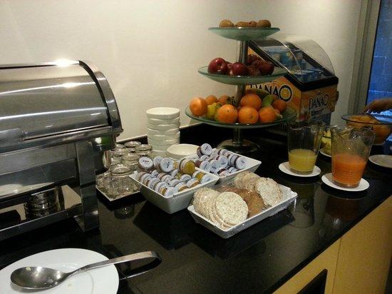 Onix Liceo Hotel: Kahvaltı
