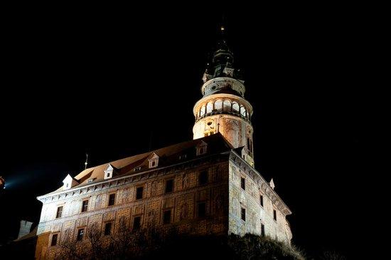 Hotel Ruze : Český Krumlov