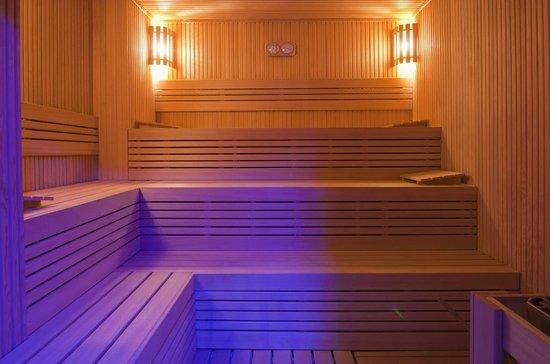 Hotel Sultania: Sauna