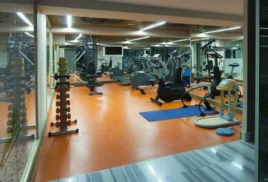 Hotel Sultania: Gym