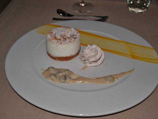Hotel De Zeeuwse Stromen : dessert menu