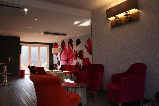 Inter-Hotel Le Garden Tours-Sud : Accueil