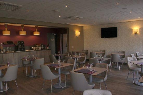 Inter-Hotel Le Garden Tours-Sud : Restaurant