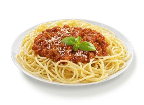 Restaurant Kulluk: spaghetti