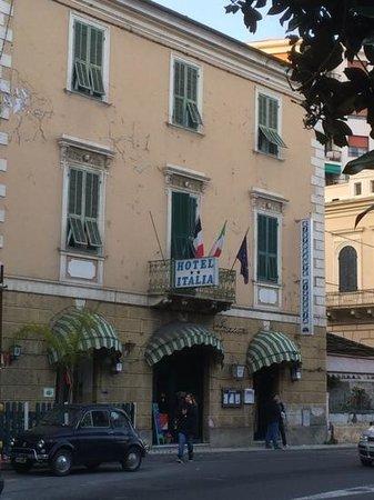 Hotel Italia : esterno