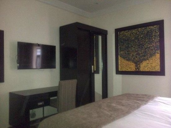Quo Vadis Hotel Abuja: double
