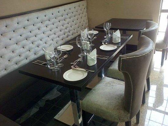 Quo Vadis Hotel Abuja: Restaurant