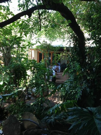 Laughing Chefs Boersjiek: Relax in our peaceful surroundings