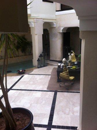 Riad Bamboo: Riad - Patio