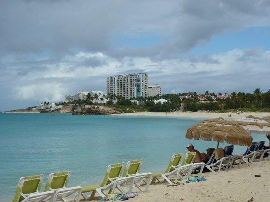 Le Beach Hôtel : Mullet beach