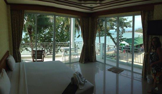 Mam Kai Bae Beach Resort : VIP room 4 view