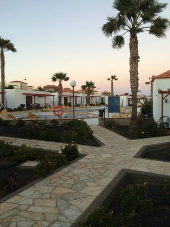 Castillo Beach : pool