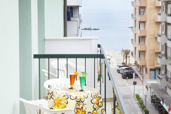 Piccolo Hotel : Vista mare