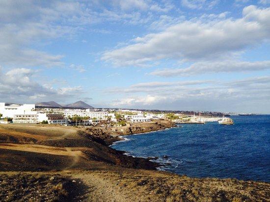 Hesperia Lanzarote: The hotel by the ocean