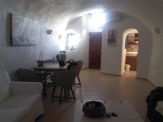 VIP Suites : Cave Suíte