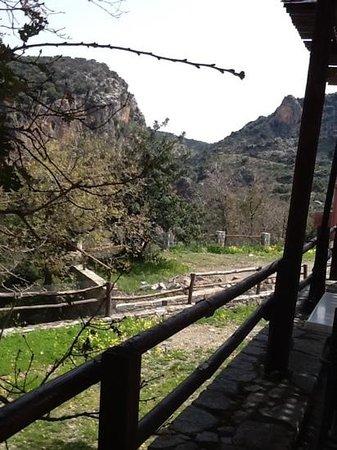 Enagron Ecotourism Village: θεα