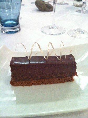 L'Hibiscus : Moelleux aux chocolats