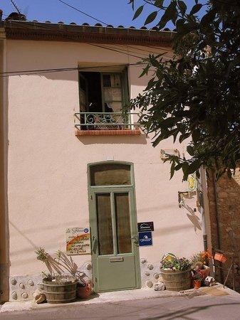 Paziols, France : Entrée