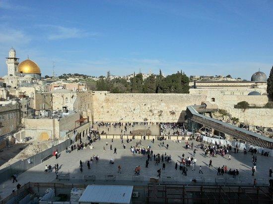 Altstadt von Jerusalem: Western Wall