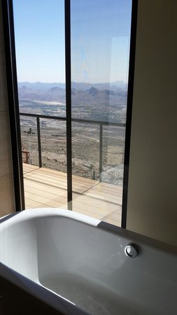 The View: Bathroom with a View.