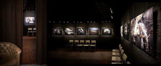 Exposure Value : tentoonstellingsruimte