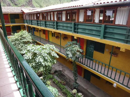 Royal Inka Hotel Pisac: balconies