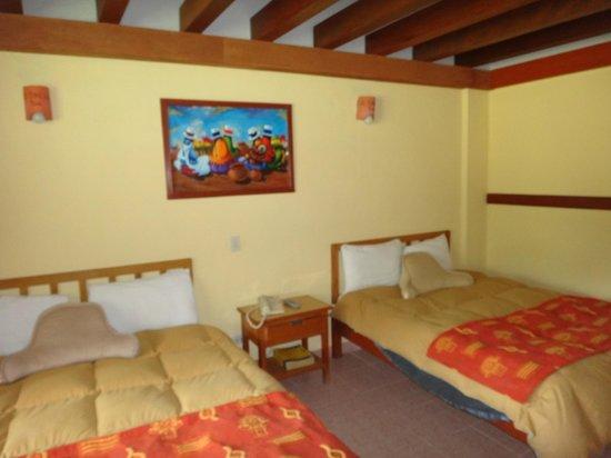Royal Inka Hotel Pisac: rooms